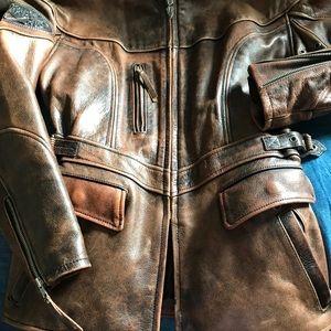 Harley Davidson Distressed Women's Jacket